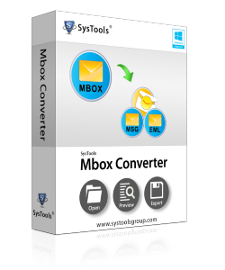 google mbox converter software