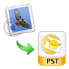 apple mail mbox in pst