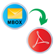 Konvertiere mac mbox in pdf