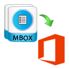 mbox zu office 365